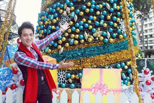 Đăng Khôi tặng quà giáng sinh cho fan - 4
