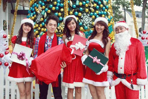 Đăng Khôi tặng quà giáng sinh cho fan - 9