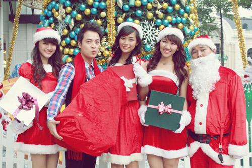 Đăng Khôi tặng quà giáng sinh cho fan - 11