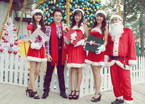 Đăng Khôi tặng quà giáng sinh cho fan - 8
