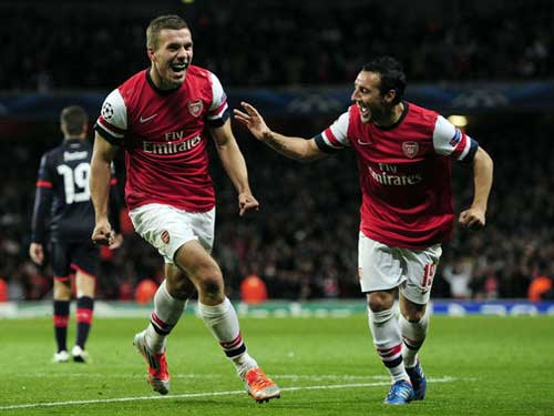 Wigan - Arsenal: Tìm câu trả lời - 1