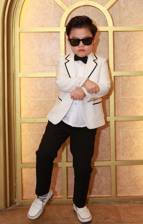 Psy nhí về Việt Nam đóng phim Tết - 11