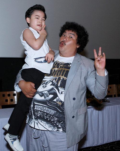 Psy nhí về Việt Nam đóng phim Tết - 14