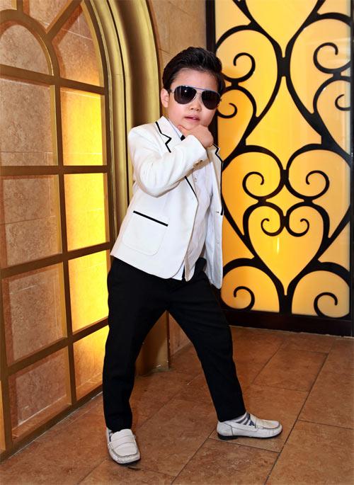 Psy nhí về Việt Nam đóng phim Tết - 5