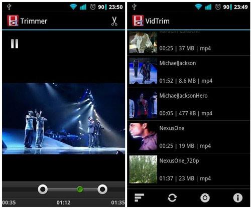 Phần mềm chỉnh sửa video cho Android, iPhone và iPad - 1