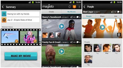 Phần mềm chỉnh sửa video cho Android, iPhone và iPad - 2
