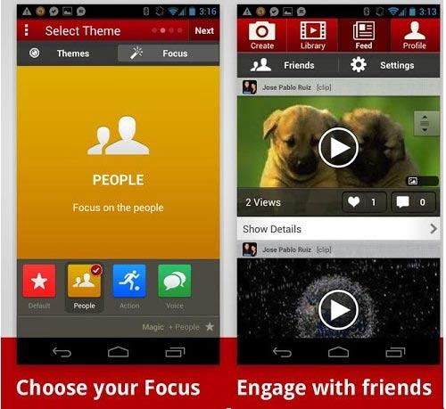 Phần mềm chỉnh sửa video cho Android, iPhone và iPad - 3