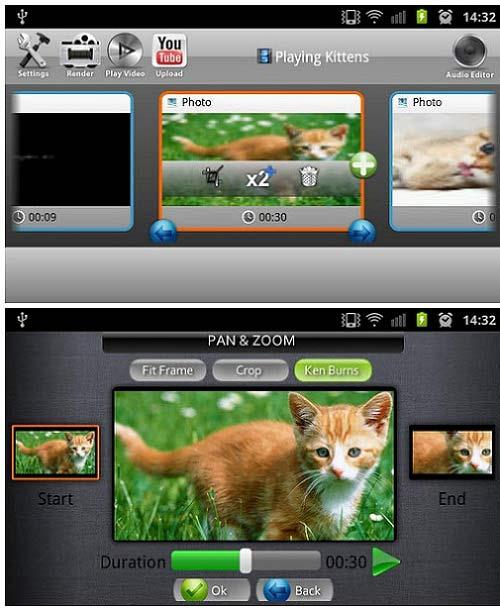 Phần mềm chỉnh sửa video cho Android, iPhone và iPad - 4