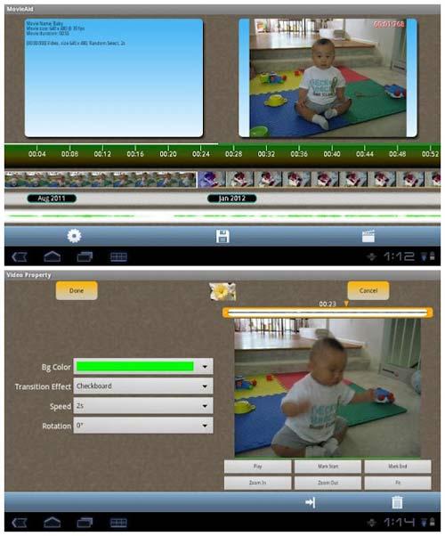Phần mềm chỉnh sửa video cho Android, iPhone và iPad - 5