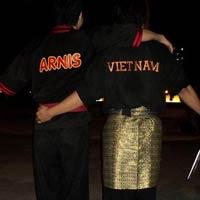 Video: Biểu diễn võ gậy tại CV Bách Thảo