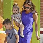 Thời trang - Gia đình Beckham sành điệu nhất thế giới