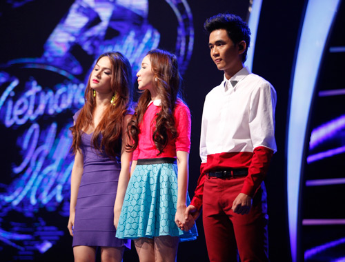 Hụt hẫng vì Vietnam Idol - 7