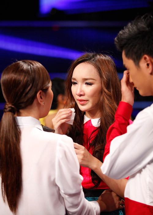 Hụt hẫng vì Vietnam Idol - 12