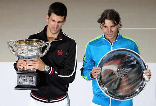 Tennis 2012: Nhìn từ những con số (P4) - 1