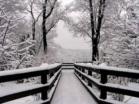 10 thiên đường tuyết trắng tuyệt đẹp - 7