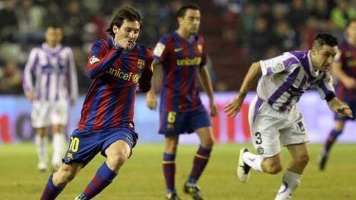 Valladolid–Barca: Không Tito, không vấn đề - 2
