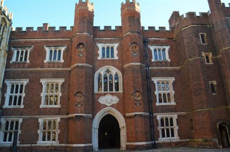 Thăm cung điện Hampton Court - 2