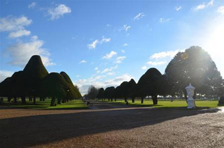 Thăm cung điện Hampton Court - 9