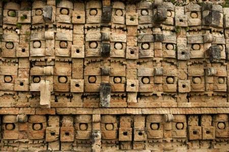 Thăm những thành cổ trứ danh của người Maya - 1