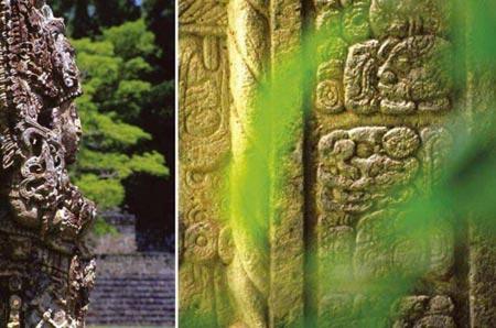 Thăm những thành cổ trứ danh của người Maya - 2