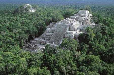 Thăm những thành cổ trứ danh của người Maya - 3
