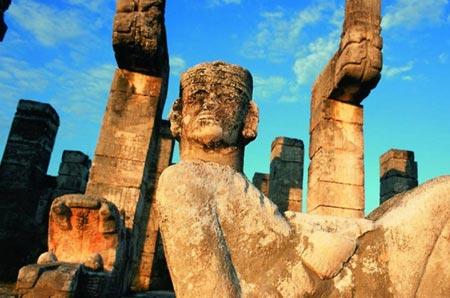 Thăm những thành cổ trứ danh của người Maya - 4