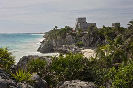 Thăm những thành cổ trứ danh của người Maya - 6