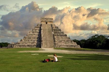 Thăm những thành cổ trứ danh của người Maya - 7