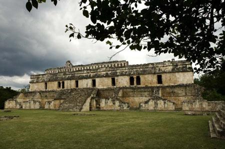 Thăm những thành cổ trứ danh của người Maya - 8