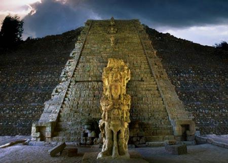 Thăm những thành cổ trứ danh của người Maya - 9
