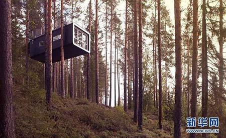 Những ngôi nhà 'nguy hiểm' nhất thế giới - 2