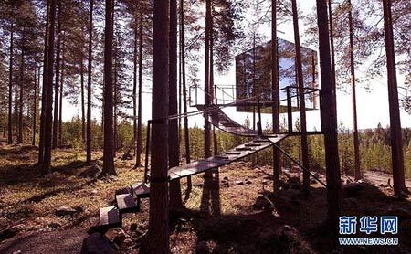 Những ngôi nhà 'nguy hiểm' nhất thế giới - 3
