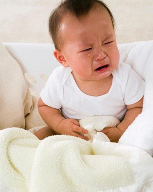 Cách chăm sóc trẻ bị nhiễm khuẩn tiêu hóa - 1