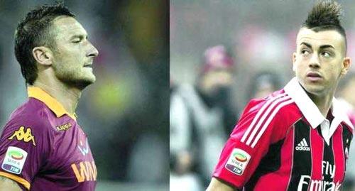 """Roma - Milan: Kết thúc năm & nói """"Buon Natale""""... - 1"""