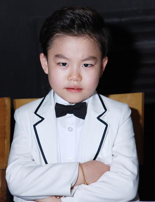 """""""Psy nhí"""": Cát-xê của em ở VN rất lớn - 4"""