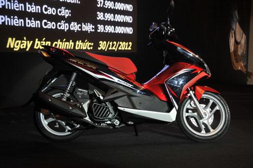 Honda Air Blade 125 chính thức ra mắt - 1