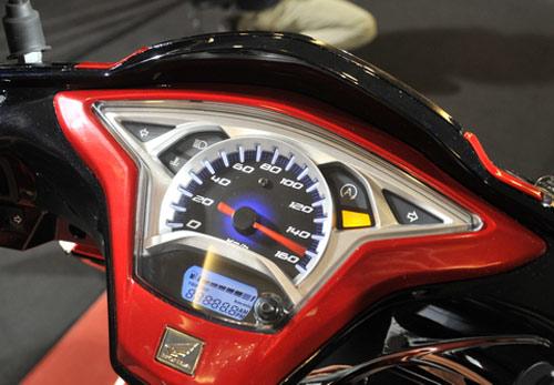 Honda Air Blade 125 chính thức ra mắt - 5