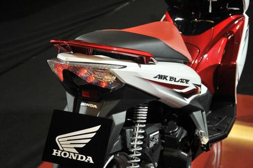 Honda Air Blade 125 chính thức ra mắt - 7