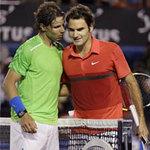 """Federer - Nadal  & amp; những pha bóng  """" đỉnh """"  nhất"""