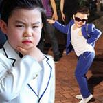 Phim - Sao nhí Gangnam Style trổ tài nhảy ngựa