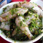 Ẩm thực - Mùa cá khoai Quảng Bình