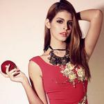 Thời trang - Andrea Aybar gợi ý váy xinh ngày Noel