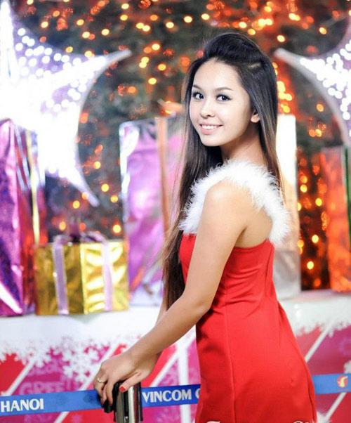 Imiss Thanh Hương gợi cảm đón noel - 6