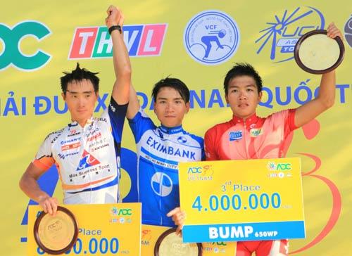 ADC Tour of Vietnam 2012: En Huang bảo vệ thành công áo vàng - 1