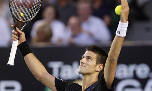 HOT: ATP hỗ trợ quỹ từ thiện của Djokovic - 1