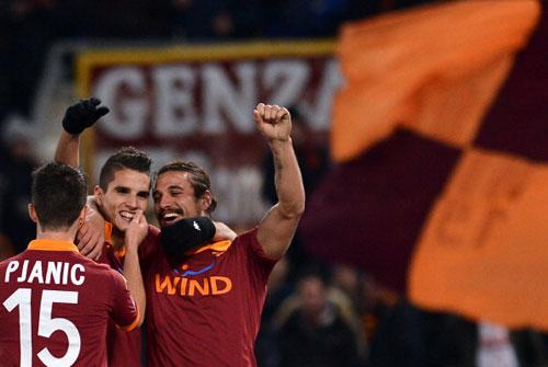 Roma - Milan: Đứt mạch thắng - 1