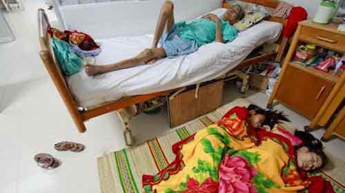 Tình cha con và bệnh viện - 9