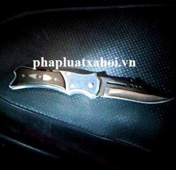 """NK141: Ngổ ngáo mang dao nhọn đi """"chiến"""" - 3"""