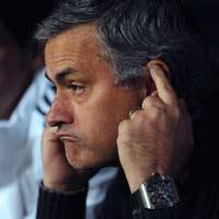 Mourinho: Lời biện bạch cho thất bại