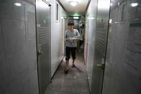 Đột nhập lò luyện thi công chức Hàn Quốc - 5